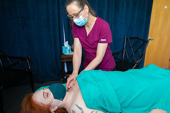 Therapia Deep Tissue Massage